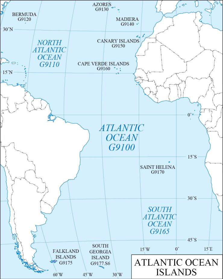 G schedule 40 Atlantic Ocean