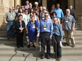 2011 Oakland. Joint meeting with WHA