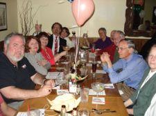 40th Anniversary meeting at Santa Cruz
