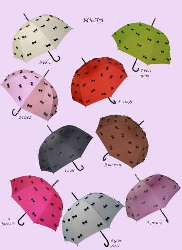 Guy de Jeanの雨傘