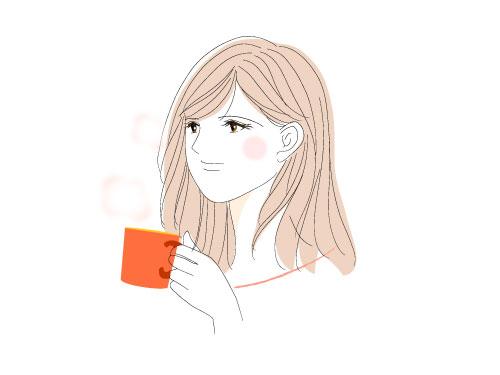 身体を温めるお茶