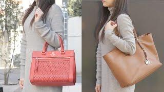 バッグの持ち方で印象が変わる!上品でスタイルよく見える持ち方♡ハンドバッグ・トートバッグ編