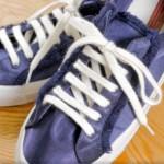 オシャレにスニーカーの靴ひもを結んで足元から周りと差をつけちゃいましょう〜のこぎり結び編〜