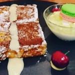 進化形フレンチトーストってな〜に?ホテルニューオータニで「ブリオッシュフレンチトースト」を食べてきました♡