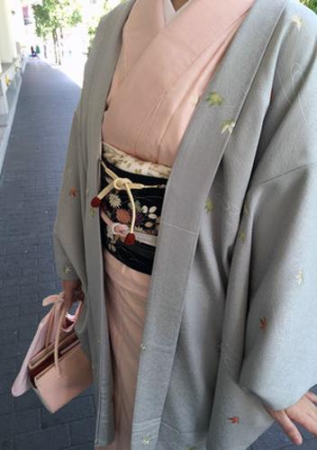春爛漫の装いで出かけた古都・京都で発見♡