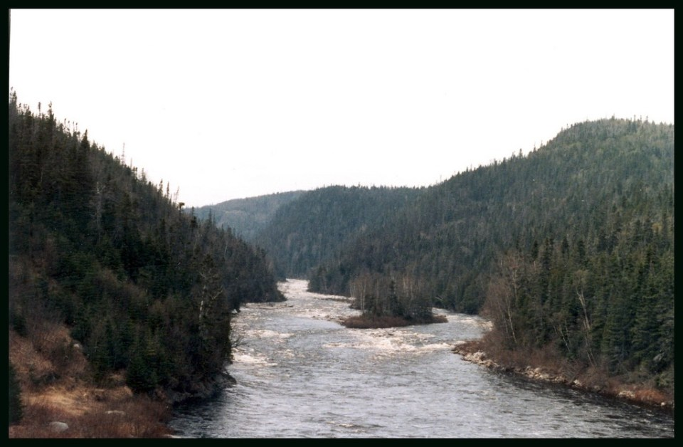 Godbout River