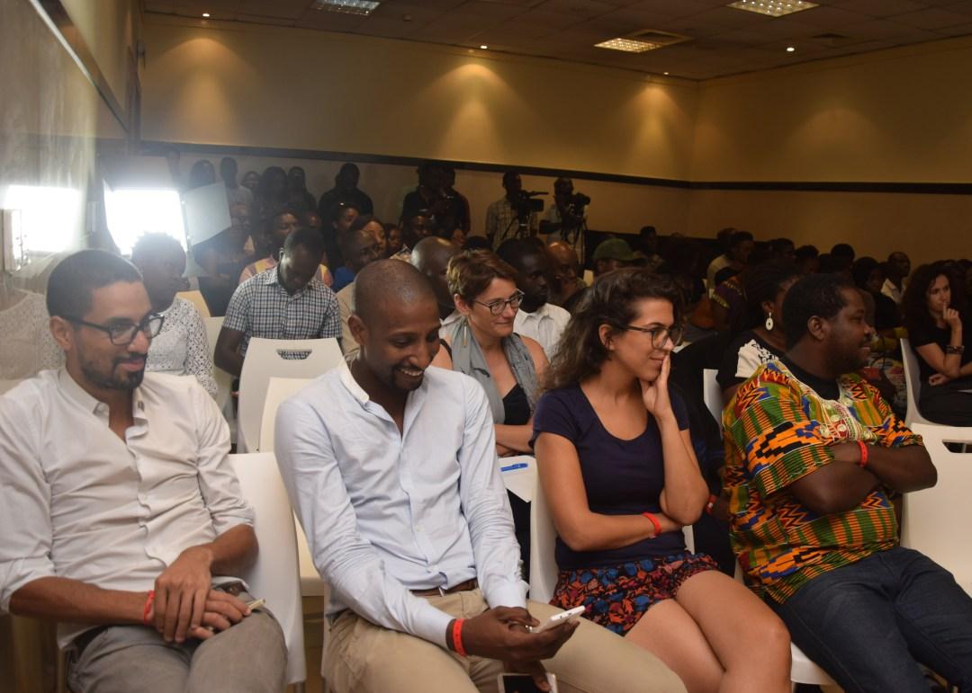 Art Forum Africa guests
