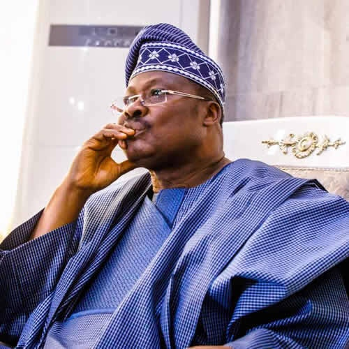 Image result for Ajimobi loses senatorial bid to PDP