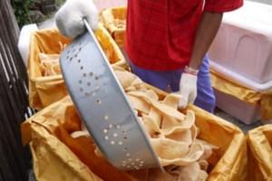 台南府城黃家鮮蝦餅