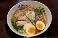 大阪美食 麺のようじ 雞湯拉麵