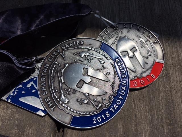 2018台灣桃園斯巴達路跑關卡(2019台灣斯巴達攻略參考) Spartan Race Taiwan