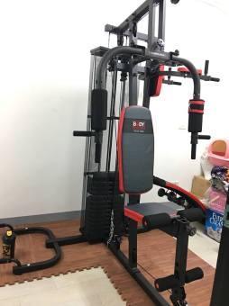 BODY SCULPTURE 綜合重量訓練機