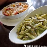 台北馬偕醫院 雙連站便宜義大利麵 義利坊現炒義大利麵