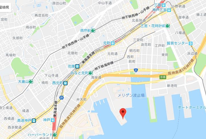 06-kobe-meriken-park-oriental-hotel-map