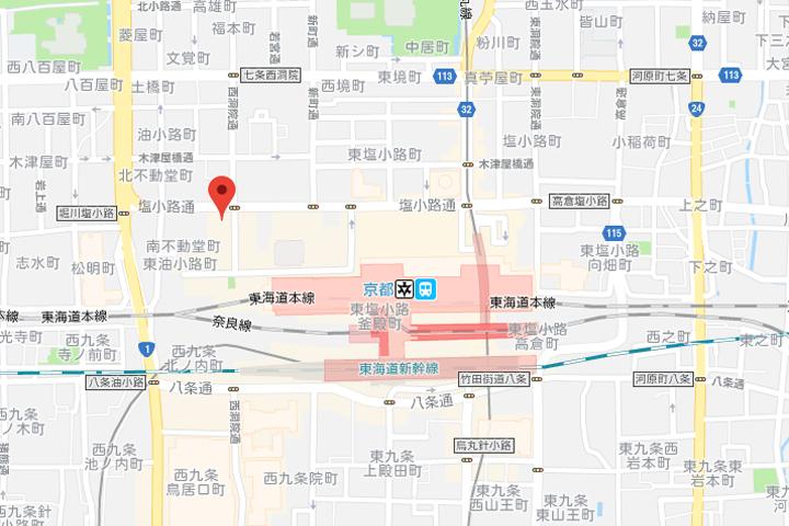 12-kyoto-hot-spring-hatoya-zuihoukaku-hotel-map