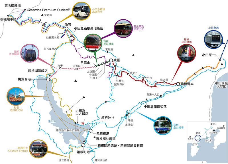 hakone-pass-map