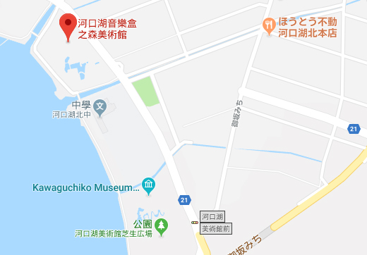 kawaguchiko-music-forest-map