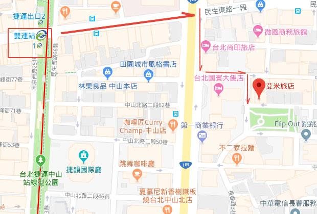 i-m-inn-taipei-map