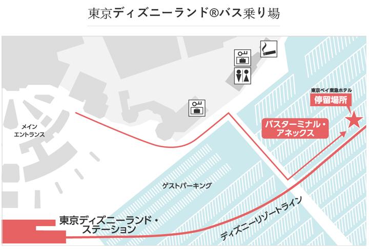 tokyuhotels-to-tokyo-disneyland-access
