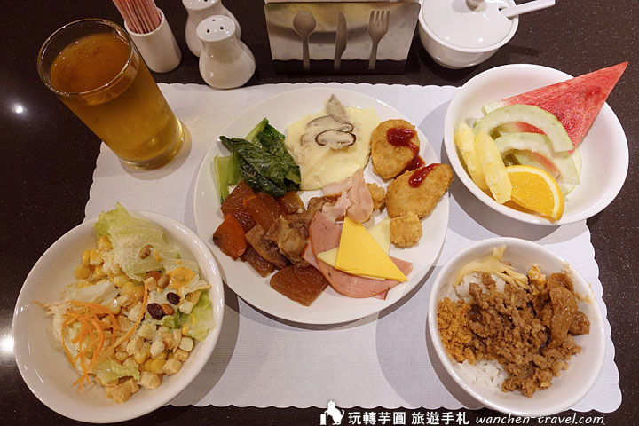 airlineinn-kaohsiung-breakfast
