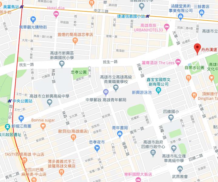 kaohsiung-dandan-hamburger-map