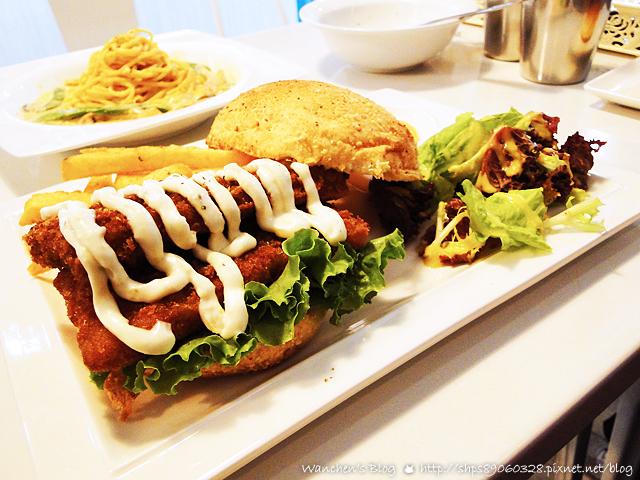 DSC南投埔里餐廳下午茶 比豆起司美式廚房06321
