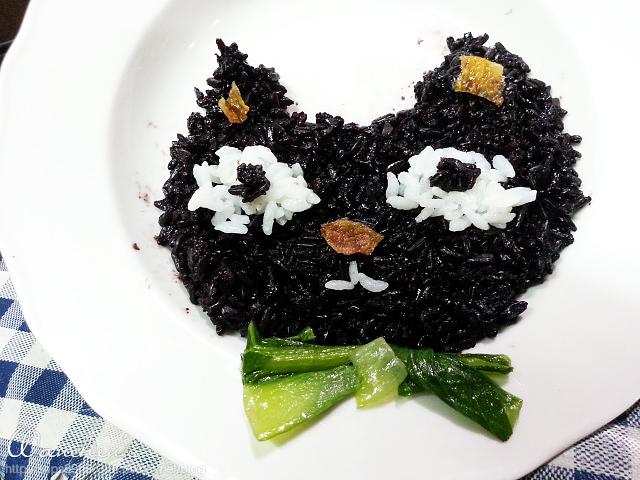 20140619黑米 雙色飯糰_211428