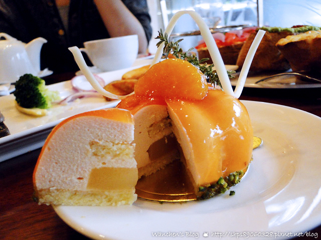 歐華酒店下午茶 歐麗蛋糕坊