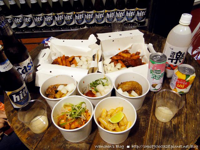 台北美食 都教授韓國炸雞