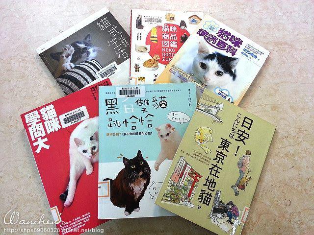 好書推薦 貓咪書籍