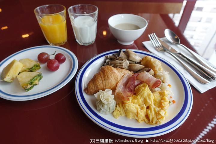 明洞28飯店 早餐