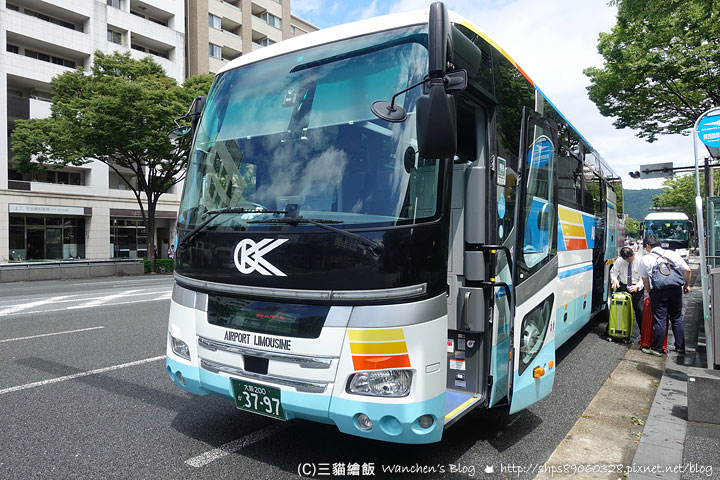 關西機場京都巴士