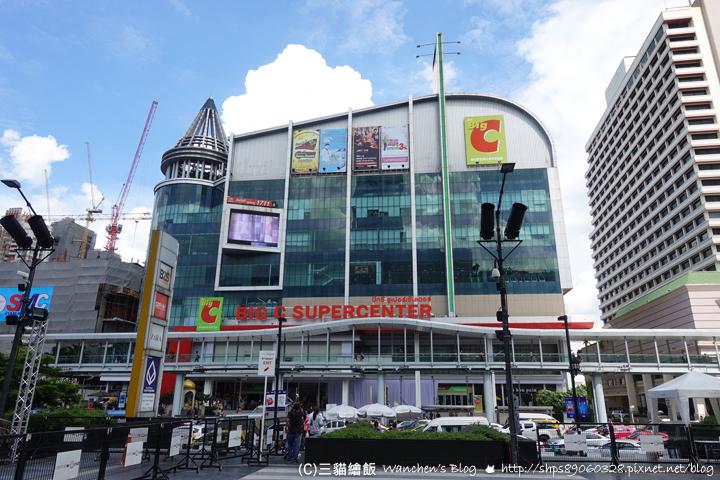 泰國曼谷 big c
