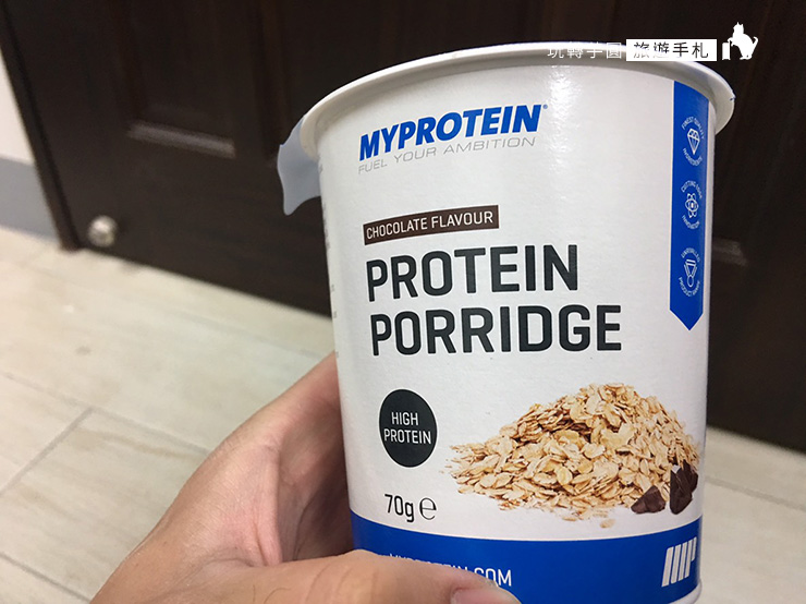 MyProtein高蛋白麥片粥 Protein Porridge Pots