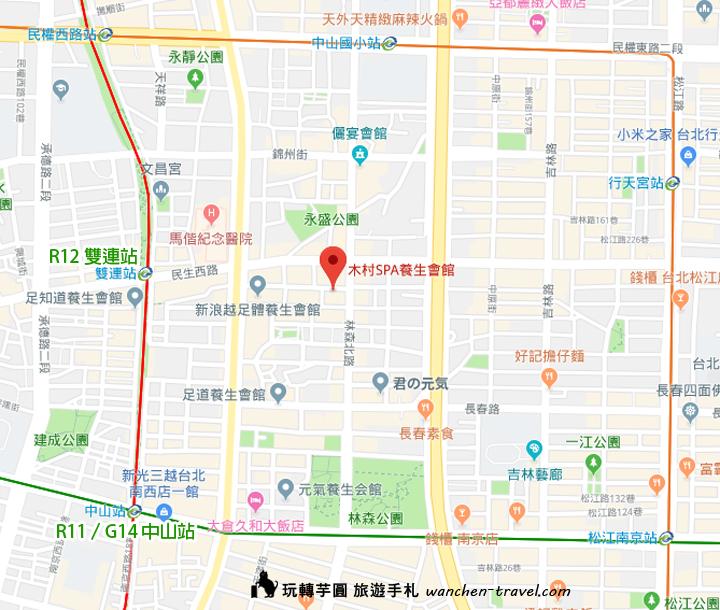 kimura-massage-map