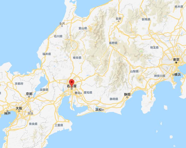 nagoya-map
