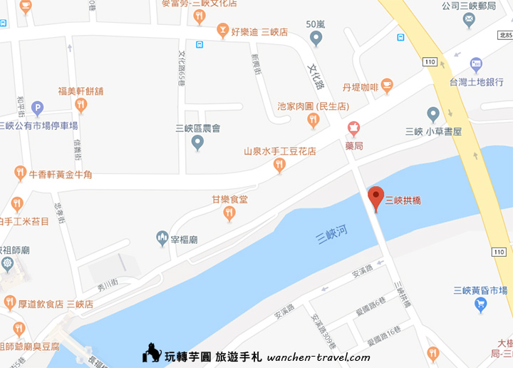 sanxia-big-chimney-grilled-map