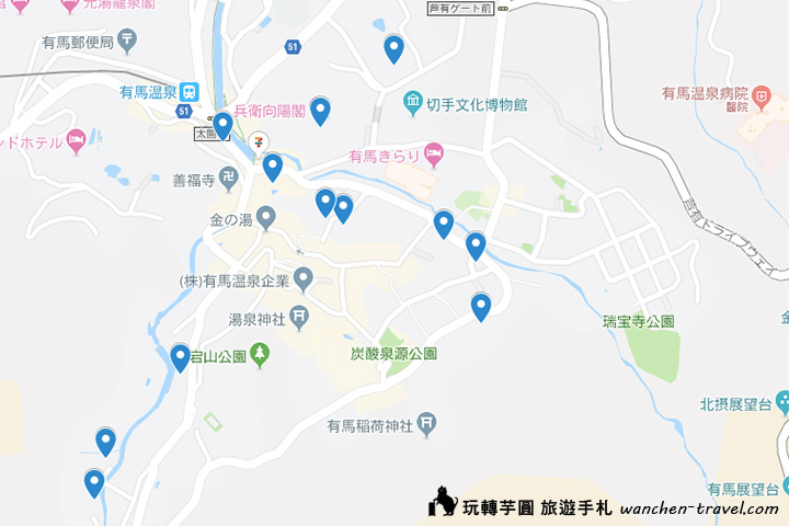 relux-arima-onsen-map
