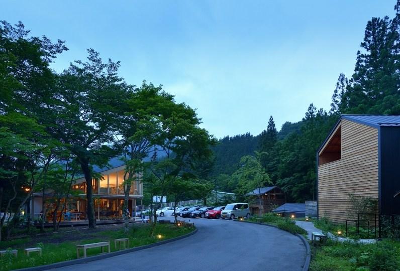溫泉Camp Shima Blue
