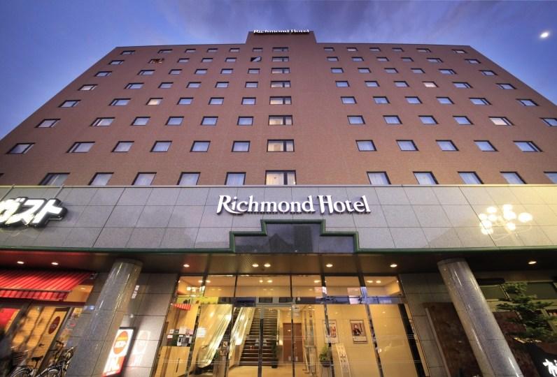 松本 里士滿酒店