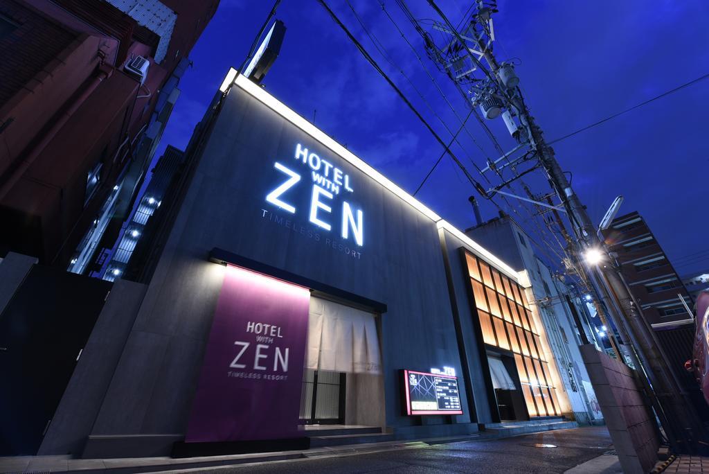 Hotel ZEN Sennichimae (Adult Only)