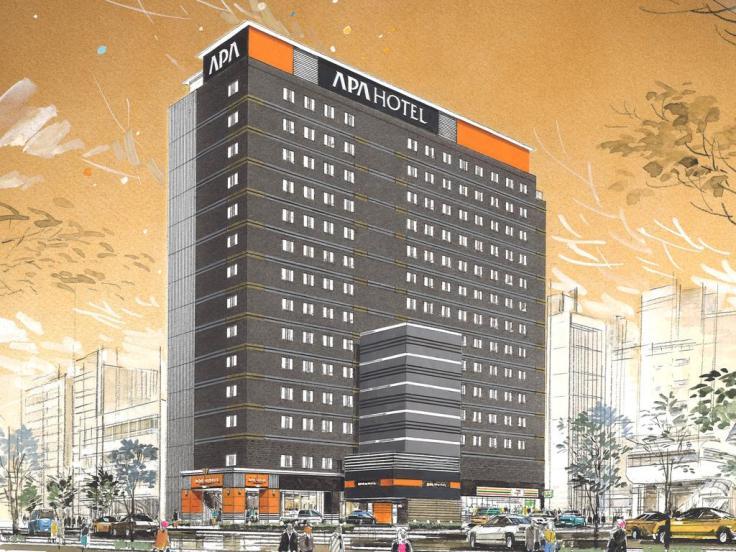 APA Hotel Omori Ekimae