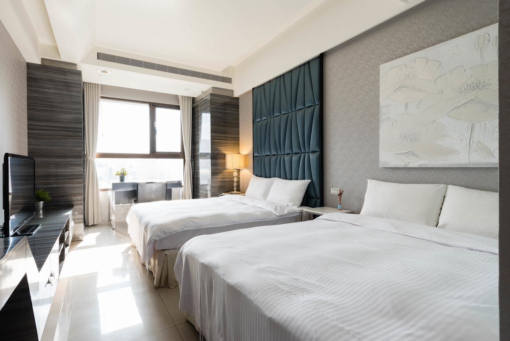 氧气公馆台北国际酒店式公寓