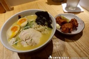 鳥人拉麵 台北中山店