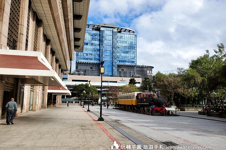 台北車站東三門