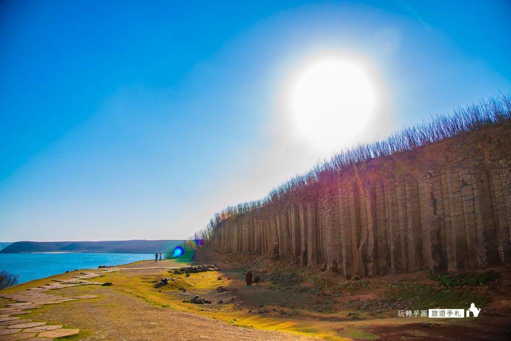 澎湖玄武岩-taiwan-penghu-tourism