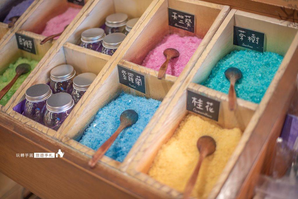 充滿特色與芬芳的台灣小店鋪 -照片:玩轉芋圓旅遊手札