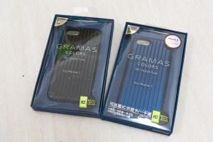 日本東京Gramas 輕巧日系的軍規防護手機殼