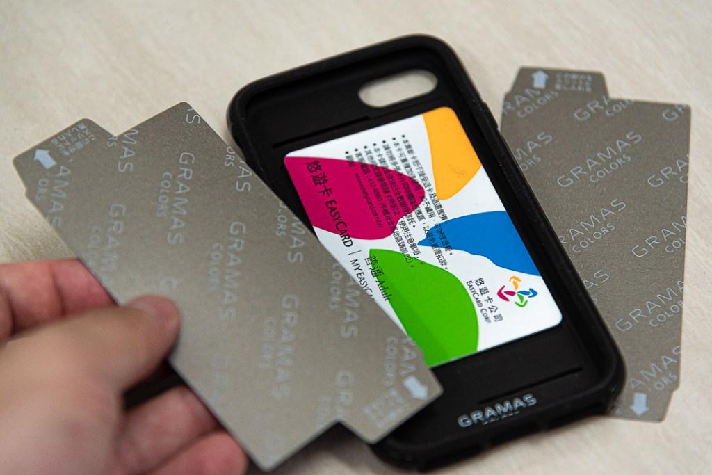 消磁卡可以幫助IC感應更快速