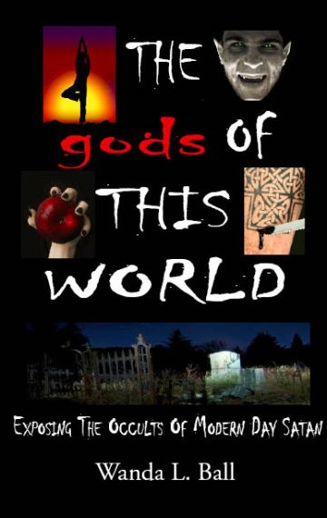 The gods Of This World Cover